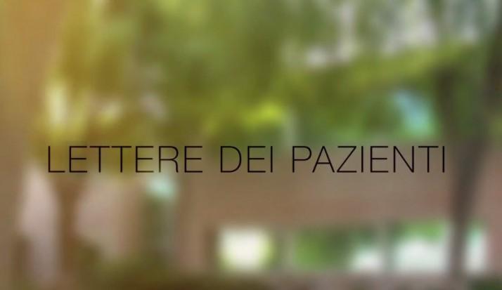 Lettere dei Pazienti a Carlo Perissinotto